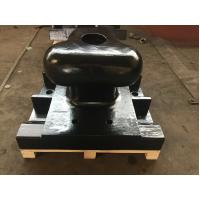 Wholesale Customized Cast Steel Mooring Components Marine Mooring Tee Head Bollard from china suppliers
