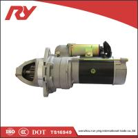 Buy cheap Professional TS16949 Nikko Starter Motor , Durable High Speed Starter Motor  from wholesalers
