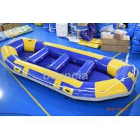 Wholesale River Inflatable Rafting Boat / Inflatable Drift Boat EN15649 Certificate from china suppliers