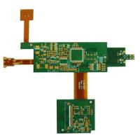 Wholesale Thickness 1.6mm Multilayer PCB Assembly Rigid Flex Green Solder Mask Circuit Board from china suppliers