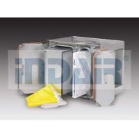 Stackable Inline HEPA Filter Housing Large Air Volume Reducing Space Constraints