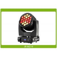 Wholesale LED Moving Head Wash Bee Eye 19 x 40w RGBW FC LED MOVING DIAMOND EYE COLOR from china suppliers