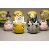 Quality Minions Plastic Toy Figures for sale