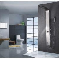 Wholesale Stainless Steel Shower Panels with Handset , 35mm Ceramic Cartridges from china suppliers