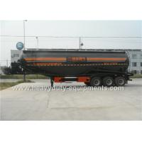 Wholesale powder material transport semi trailer with 16000kg maximum permissible loading from china suppliers
