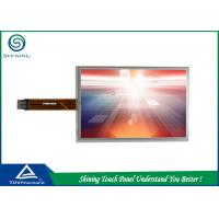 Wholesale 6.4 Inch Film Glass 5 Wire Resistive Touch Panel For Lcd Monitor High Stability from china suppliers