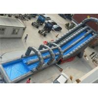 Wholesale Exciting Huge Backyard Inflatable Water Slides For Adult Rentals from china suppliers