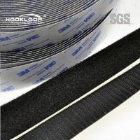 Wholesale Colored 3M Self Adhesive Hook And Loop Tape For Curtain / Clothing from china suppliers