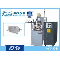 Wholesale Aluminum Plate Automatic Welding Machine , Capacitor Spot Welder 800mm Diameter from china suppliers