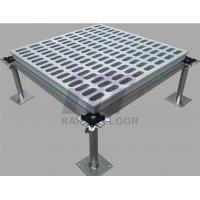 Wholesale Network Server Room Aluminium Raised Floor Perforated Anti - Wear from china suppliers