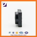 4000HZ 14mm Black SMD Piezo Buzzer with Patent , 5V 4KHz LCP Buzzer
