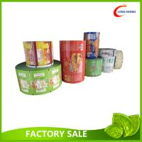 Wholesale PET Laminated Printed Plastic Packaging Film For Snack Packaging 20cm X 1000m from china suppliers