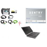 China Wireless MB SD C4 Benz Mercedes Diagnostic Tool With Dell E6420 Support Cars / Trucks on sale
