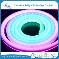 Wholesale Custom Outdoor Safety IP68 Rgb Led Strip Light CRI > 90Ra 88lm/W from china suppliers