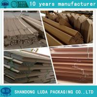 Wholesale L-shape Pallet Carton Paper angle/corner guards/edge protector from china suppliers