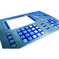 El Backlighting Membrane Switches with metal Domes | LTMS005