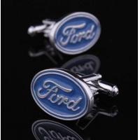 Wholesale wholesale car logo cufflinks enamel cuff link from china suppliers