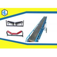 Wholesale 10 - 26° Slope Angle Loading Sand Lump Belt Conveyor 5 - 20m Conveying Length from china suppliers