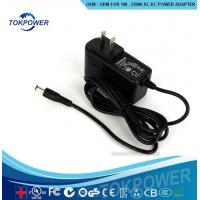 Wholesale 12v Dc Modem Power Adapter 2.1mm 5.5mm 1a 1000ma CCTV PSO LED Driver with PSE approval from china suppliers
