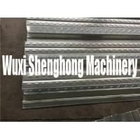 Wholesale Refine Steel Plates Wall Panel Roll Forming Machine , Corrugated Sheet Forming Machine from china suppliers