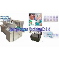 Wholesale Alcohol Swab Packing Machine from china suppliers