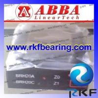 Wholesale Brand New P6 P5 P4 Taiwan ABBA BRH20AL Linear Bearings With Factory Price from china suppliers