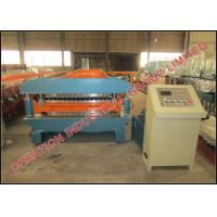 Wholesale Corrugated and IBR Shape Iron Roof Sheeting Production Line from china suppliers