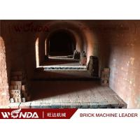 Wholesale Durable Hoffman Brick Tunnel Kiln High Extrusive Pressure Produce Solid Bricks from china suppliers
