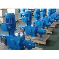 Wholesale High Capacity Hydarulic Diaphragm Metering Pump 200LPH 200bar from china suppliers