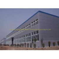 Wholesale Multi Storey Steel Structure Workshop Buildings Sandwich Panel Materials from china suppliers