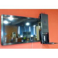 Quality 55'' LED touch screen infrared touch whiteboard with digital teaching system for sale