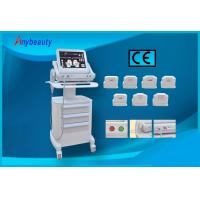 Wholesale Portable 15 inch HIFU Ultrasound Wrinkle Removal Equipment with 7 treatment heads from china suppliers