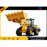 Wholesale High Speed 28km/H Compact Wheel Loader Max Breakout Force 30kN from china suppliers