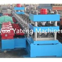 Wholesale W Beam Highway Guardrail Roll Forming Machine European Standards 2 - 4mm Thickness from china suppliers