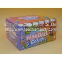 Wholesale Sweet Mini Ball Sprite Candy Plastic Bottle Packed Novelty Chocolate Candy from china suppliers