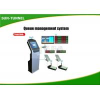 Wholesale IR Restaurant Self - Service Ticketing Kiosk Touch Screen For Queue Management System from china suppliers