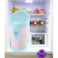 Wholesale Blue white 0.6W Remove Smoke Portable Mini Refrigerator Deodorizer with CE Certificate from china suppliers