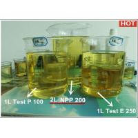 Wholesale Test-e 250mg/ml 600mg/ml Bodybuilding Testosterone Enanthate Steroids Oil Enanject 250 / Enanject 600 from china suppliers