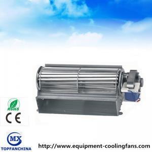 Wholesale 65U series AC 220V small air conditioner cross flow fan, 65 x 300mm ventilation fan motor blower fan from china suppliers