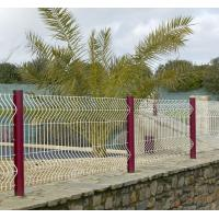 Wholesale Custom made Color welded Wire Mesh Fence heavy duty wire fencing from china suppliers