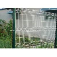 Wholesale Rot Proof Pvc Coated Garden Wire Fencing Panels , Galvanised Welded Mesh Sheets from china suppliers