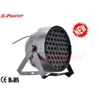 Wholesale 120Watt 54PCS High Brightness RGBW LED Par Can Light With Plastic Body For Disco from china suppliers