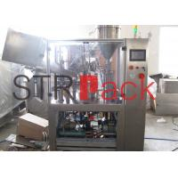 Wholesale Aluminium Tube Filling and Sealing Machine for filling ointments , toothpastes , Cleanser from china suppliers