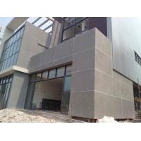 Wholesale Exterior Wall Decorative Compressed Fibre Cement Cladding Board 100% Free Asbestos from china suppliers