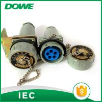 Wholesale Sell well silver core YT/YZ25A 5wire mobile flight plug and socket from china suppliers