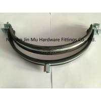 Quality Heavy Duty Pipe Clamps Stainless Steel , Standard Vibration Damping Pipe Clamps for sale