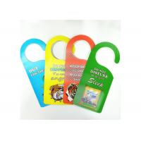 Wholesale Plastic Card Printing 3D Lenticular Door Hanger Tag Water - Proof Oil - Resistance from china suppliers