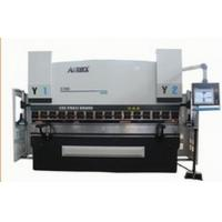 Wholesale Hydraulic Guillotine Shearing Machine Accurl , S 3200 X 100 Ton CNC Press Brake from china suppliers