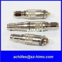 Wholesale 4pin Industrial Miniature Connectors Hirose Equivalent from china suppliers