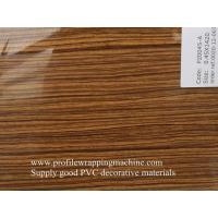 Wholesale pvc foil for membrane press from china suppliers